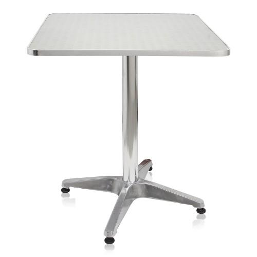 Стол для кафе алюминиевый AF-3125 квадратный