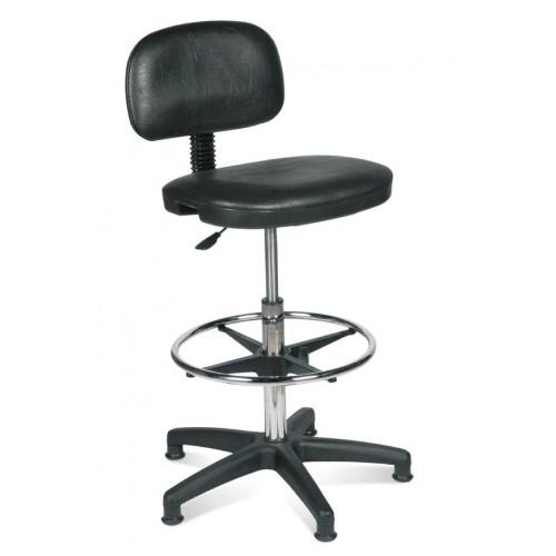 Кресло операторское  LP-St-O c ринг базой