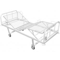 Кровать трехсекционная  функциональная ПР-КМ03 сварная сетка