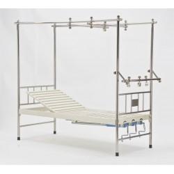 Кровать ортопедическая с червячным механизмом ММ-F-43