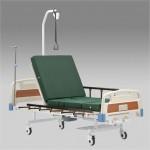 Кровать функциональная с червячным механизмом и санитарным устройством RS104-E