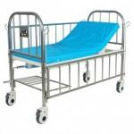 Кровать медицинская детская ММ-097 механическая