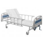 Кровать функциональная трехсекционная КМ-05 с винтовым приводом