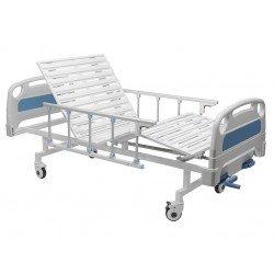 Кровать функциональная трехсекционная ПР-КМ-05 с винтовым приводом