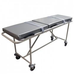 Тележка для МРТ больничная ТБ-0244 немагнитная