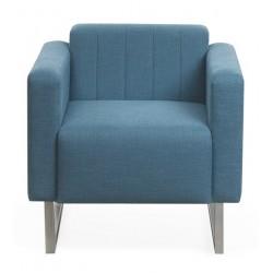 Кресло кабинетное Сити из экокожи