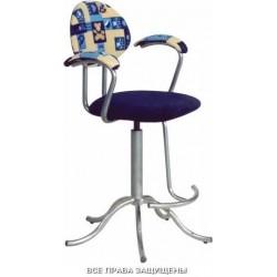 Кресло детское на винтовой опоре М105