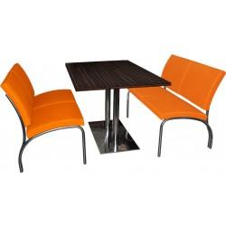 Комплект мебели для ресторанов, кафе Премиум-41