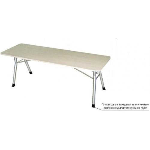 Скамейка складная деревянная  М 111-012