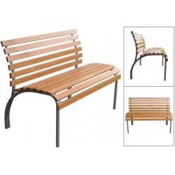 Садовый диван  двухместный разборный М117-072