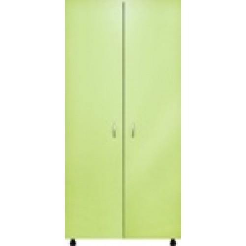 Шкаф медицинский М 202-04 для одежды из ЛДСП