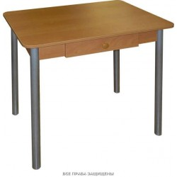 Стол кухонный малый с ящиком M142.10