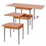 Стол кухонный раскладной  М 142.33