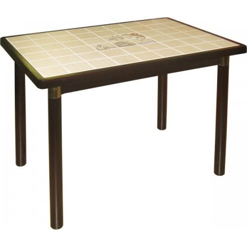 Стол обеденный с плиткой М 142.60