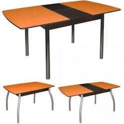 Стол стеклянный раздвижной М142.67