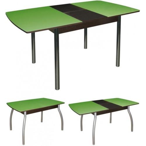 Стол стеклянный раздвижной М142.68