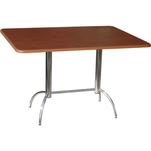Стол для кафе М 145-04 хром