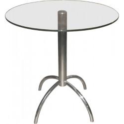 Стол стеклянный, коктейльный M145-08