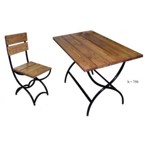 Стол складной для кафе М139-11
