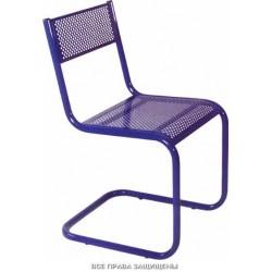 Стул  с перфорацией Н31-03 (S-образный стул)