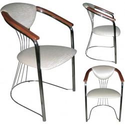 Стул-кресло с подлокотниками М45