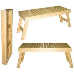 Скамья складная  деревянная М111.13