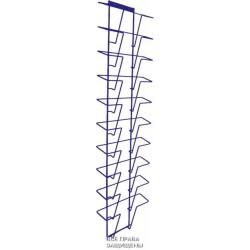 Навесной дисплей Т3  10 карманов А4 (горизонт.)