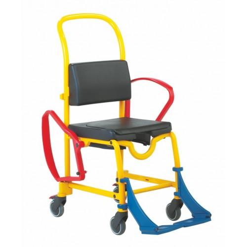 Детский туалетно-душевой стул на колесах РТ-339