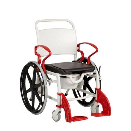 Кресло-каталка с санитарным оснащением РТ-346