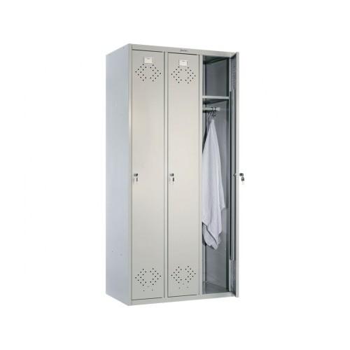 Металлический шкаф трехсекционный ПК-31