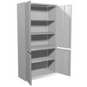 Шкафы металлические балконные