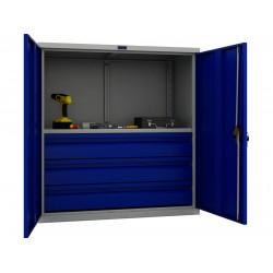 Шкаф инструментальный для автосервиса ПК-1030