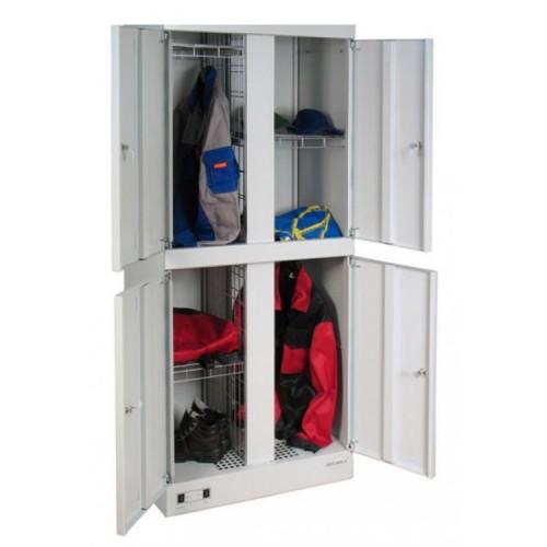 Шкаф сушильный на 4 отделения ШС-2-4