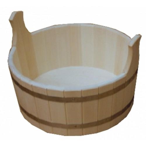 Шайка деревянная в баню