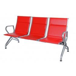 Многоместное кресло для ожидания посетителей YH-23-03 с подлокотниками