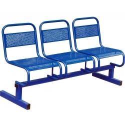 Секция стульев  с перфорацией (аналог секции Раунд)