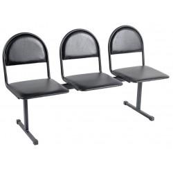 Сварная секция стульев YH-116/С  для учебных заведений