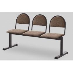 Блок стульев YH-91 на раме для актового зала