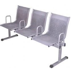 Кресло многоместное с перфорацией GR-S