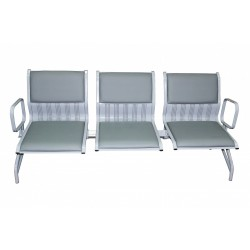 Многоместная секция стульев с увеличенным посадочным местом CC-449