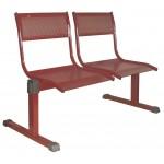 Секция стульев  перфорированная GR-S1 эконом класс