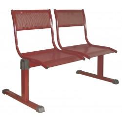 Секция стульев  перфорированная GR-S1
