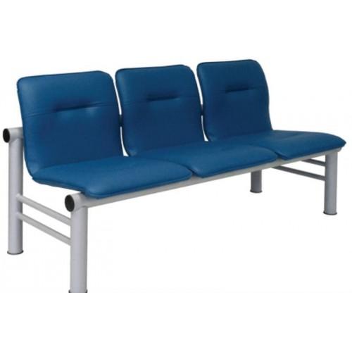 Секция стульев для залов ожидания YH-15-03