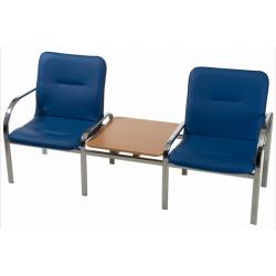 Блок стульев F-Palermo1 со столиком