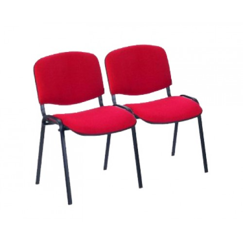 Двухместная секция стульев ИЗО в сцепке