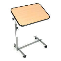 Прикроватный столик с поворотной столешницей MM-PS-12