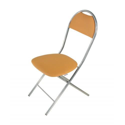 Складной стул с металлическим каркасом Стандарт