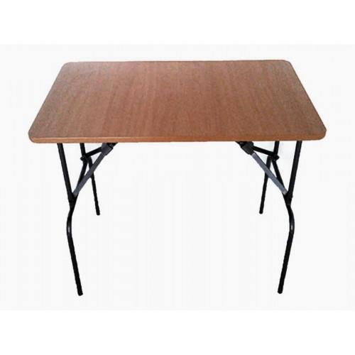 Стол складной прямоугольный 900х600