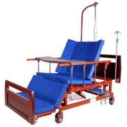 Кровать с функцией кардиокресло и боковым переворачиванием ММ-152PN