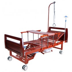 Механическая кровать с туалетным устройством MM-91Н